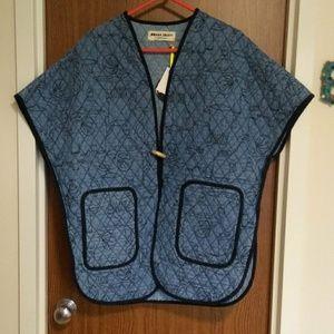Gorman Quilted Vest/Coat